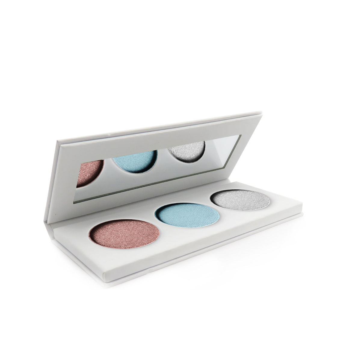 PL-114, 3 PC Fully Customizable Eyeshadow Pallet